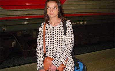 Anastasia F from Kuznetsk