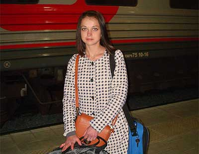Anastasia F from Kuznetsk