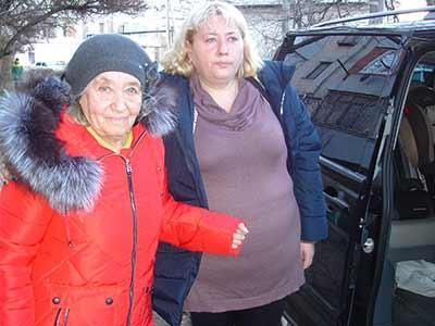 Lyubov G from Simferopol, Crimea