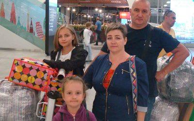 Olga and Sergei P from Samara