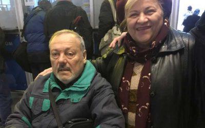 Vladimir and Alla K from Kiev