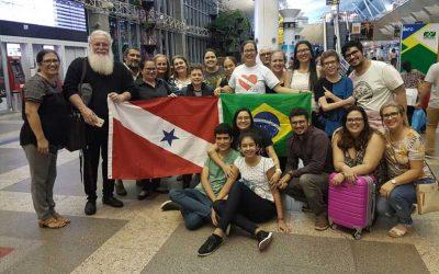 Jacob and Edilamar S from Belem, North Brazil