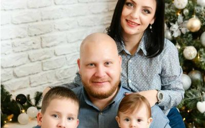 Pavel and Tatyana O from Bendery