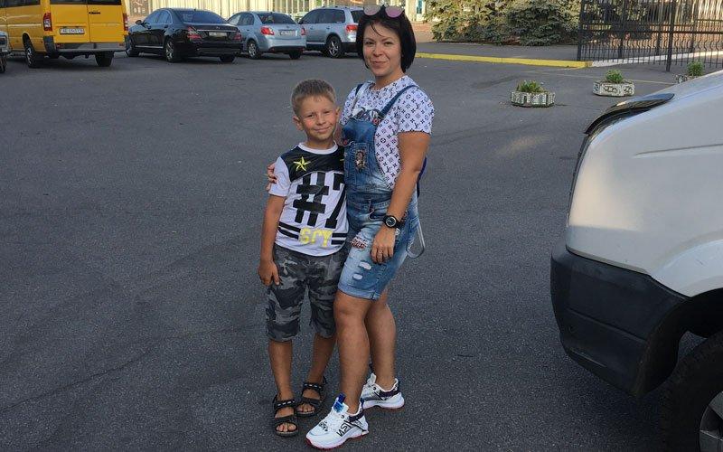Anna K from Melitopol