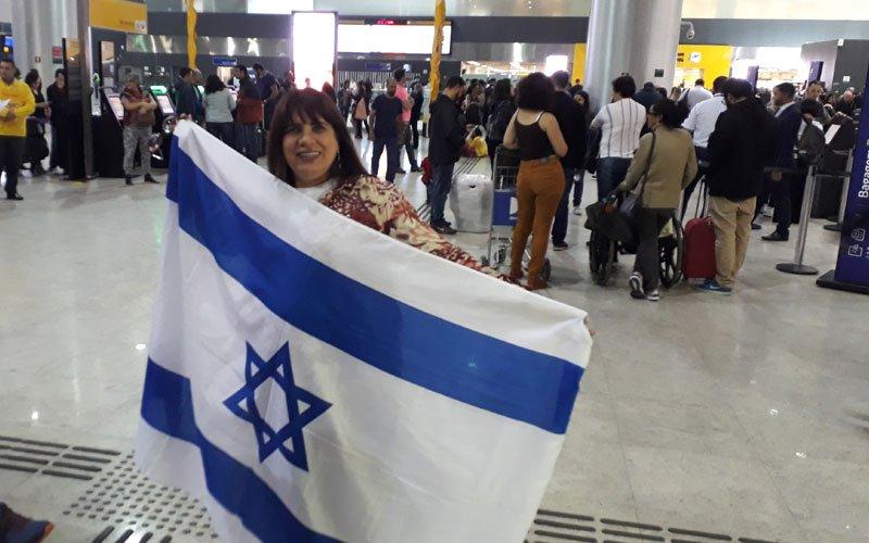 Ruth P from Sao Paulo
