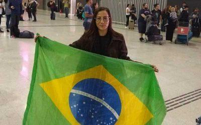 Maria S from Sao Paulo