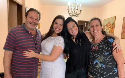 Leonardo and Sheila W from Rio de Janeiro