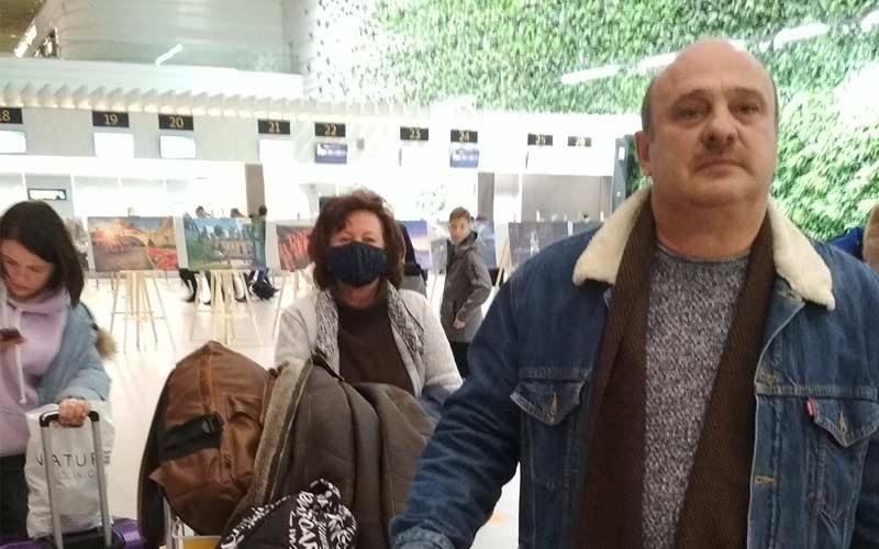 Vladimir y Tatyana B from Sebastopol