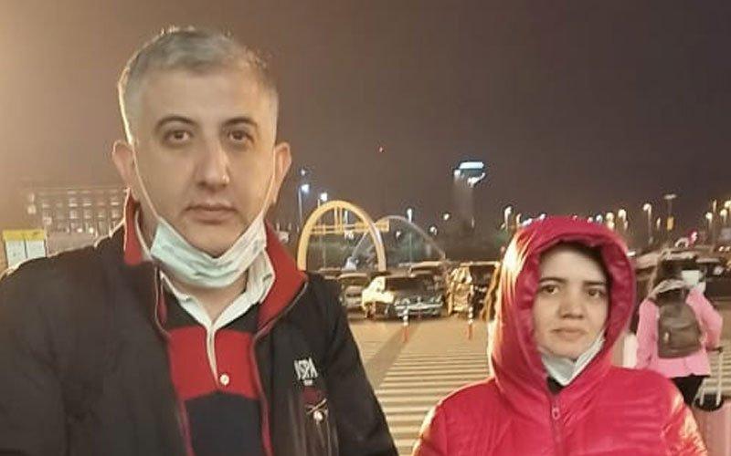 Khamlet and Samira I from Baku
