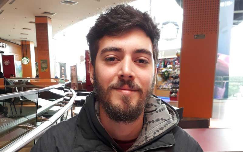 Nicolás U from Buenos Aires, Argentina